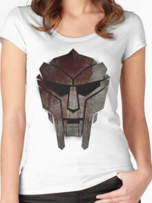 Doomcepticon Women's Fitted Scoop T-Shirt