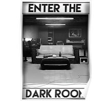 Enter The Dark Room Poster