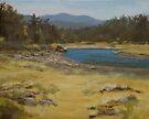 Sixes River by Karen Ilari