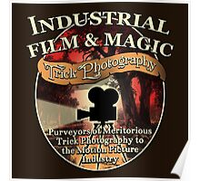Industrial Film and Magic Poster