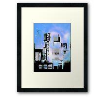 Regeneration Framed Print