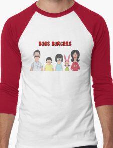 Bobs Burgers  Men's Baseball ¾ T-Shirt