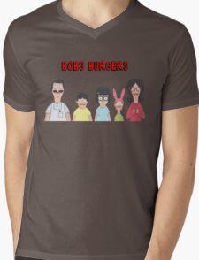 Bobs Burgers  Mens V-Neck T-Shirt