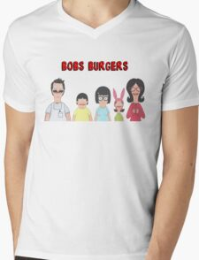 Bobs Burgers  Mens V-Neck T-Shirt