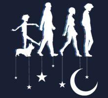 Cowboy Bebop Moonwalk by ohitsmagic