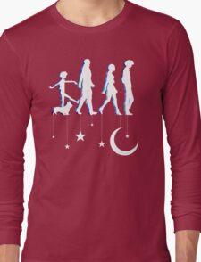 Cowboy Bebop Moonwalk Long Sleeve T-Shirt