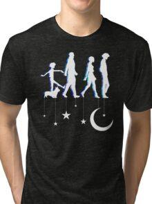 Cowboy Bebop Moonwalk Tri-blend T-Shirt