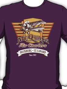 McQuack Air Charters T-Shirt