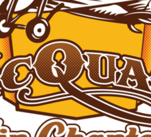 McQuack Air Charters Sticker