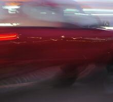 Evening Traffic (2) by goddarb