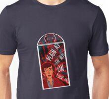 Mycroft's Nose Unisex T-Shirt