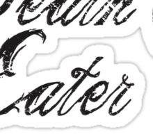 Death Eater Sticker