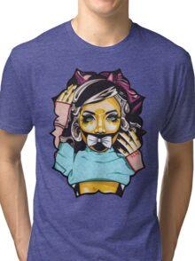 Dolly's Doll t-shirt Tri-blend T-Shirt