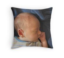 Restful Slumber Throw Pillow