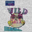 This Wild Life Tee by Bec Schopen