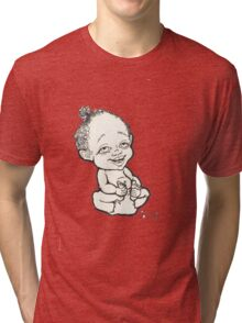 Little Bit Tri-blend T-Shirt