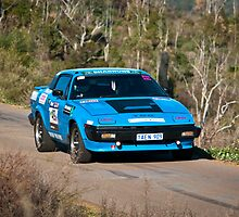 Targa West 2011 - Car 49c - Photo 2 by Psycoticduck