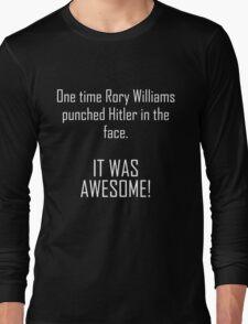 Rory vs Hitler Long Sleeve T-Shirt