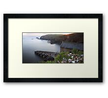 The Old Lizard Lifeboat Station, Cornwall Framed Print