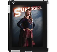 CBS Supergirl 2015 iPad Case/Skin