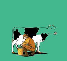 Do you like milk ! by oasisak