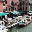 A Scene In Venice by joycee