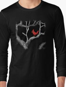 The return of the Cardinal  Long Sleeve T-Shirt