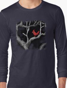 The return of the Cardinal  Long Sleeve T-Shirt