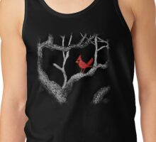 The return of the Cardinal  Tank Top