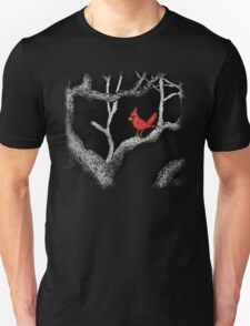 The return of the Cardinal  Unisex T-Shirt