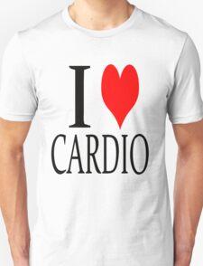 I love Cardio T-Shirt