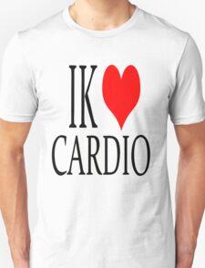 Ik hou van cardio T-Shirt
