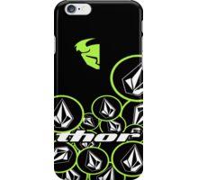 Thor Volcom green iPhone Case/Skin