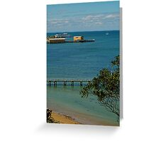 Queenscliff Greeting Card