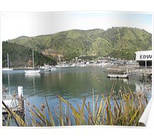 Picturesque Picton Poster