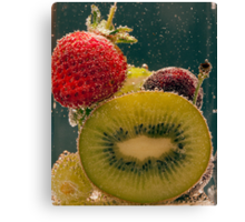Anyone for a Fruit Salad Canvas Print