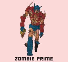 Zombie Prime One Piece - Short Sleeve