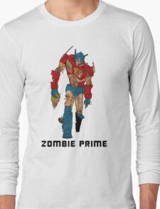Zombie Prime Long Sleeve T-Shirt