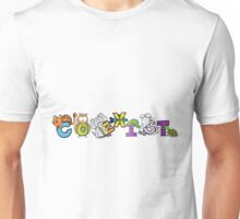 Animal Coexist 3 Unisex T-Shirt