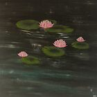 Nymphaea by 2Herzen