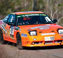 Targa West 2011, 57 Auscon Metals and Machinery Nissan 180SX by Immaculate Photography