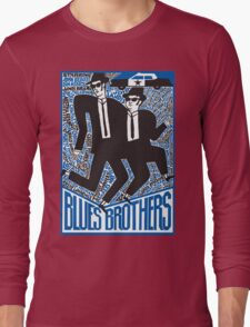 Blues Brothers Long Sleeve T-Shirt