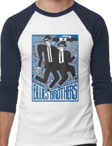 Blues Brothers Men's Baseball ¾ T-Shirt