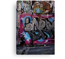 Melburn Canvas Print