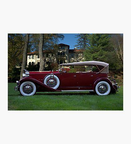 1932 Packard 903 Deluxe Eight Sport Phaeton Photographic Print