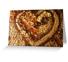 LOVE NATURE COLLECTION - HEART OF NATURE 3 TAKE ME Greeting Card