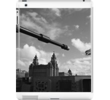 Guns Of Liverpool iPad Case/Skin