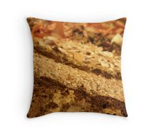 LOVE NATURE COLLECTION - HEART OF NATURE 9 GET CLOSE UP Throw Pillow