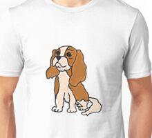Awesome Cavalier King Charles Spaniel Original Art Unisex T-Shirt