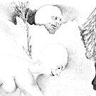The Magical BOND - detail #2 by Gili Orr